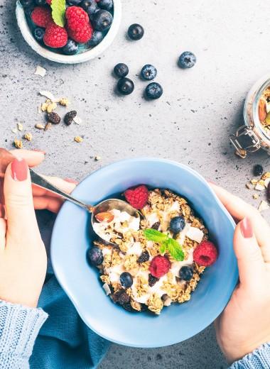 10 вариантов позднего ужина, которые помогут похудеть
