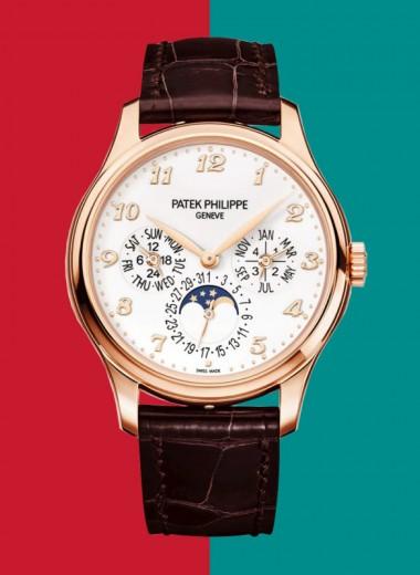 Почему коллекционеры так ценят часы с вечным календарем?