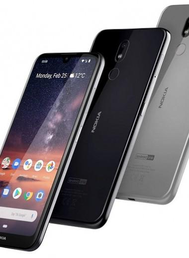 Тест и обзор Nokia 3.2: бюджетный смартфон с мощным аккумулятором