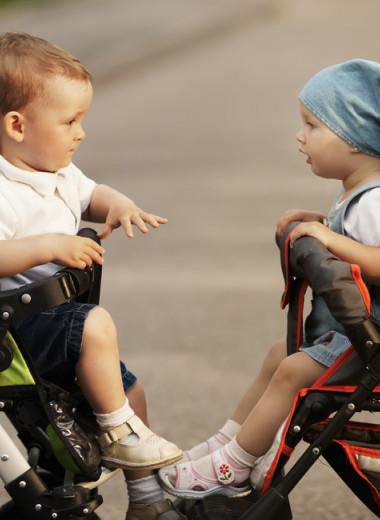 Прогулочная коляска: правила выбора