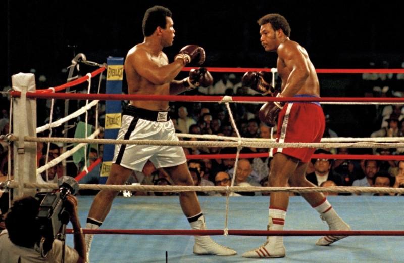 Мухаммед Али против Джорджа Формана: как прошел величайший поединок в истории бокса