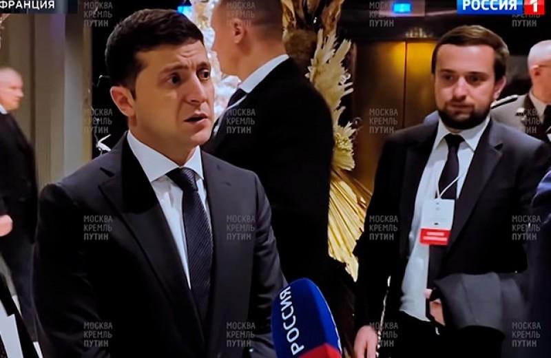 Минута верного свиданья. Как российским телевизионщикам удалось подкараулить Зеленского и что из этого вышло