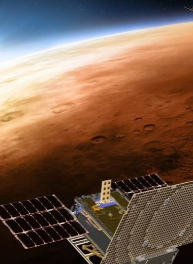InSight и спутники MarCO: NASA готовит грандиозную экспедицию на Марс