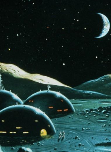 Как и зачем люди будут строить базы на Луне