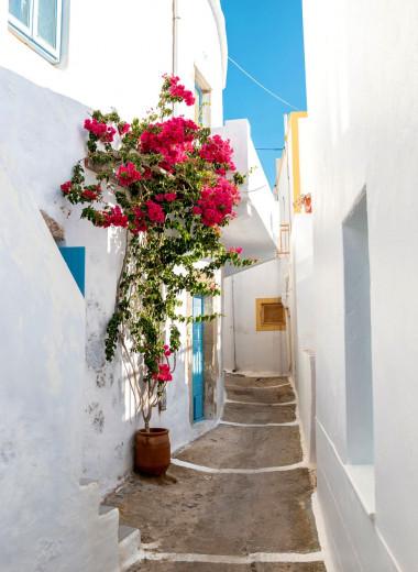 12 очаровательных городков Греции