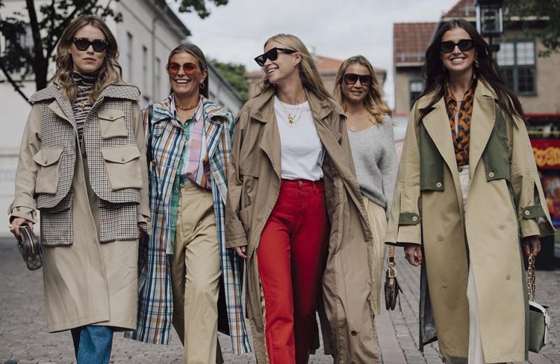 Как Неделя моды в Копенгагене становится экологичной