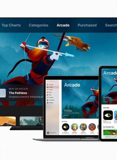 Apple Arcade: обзор, игры, отзывы