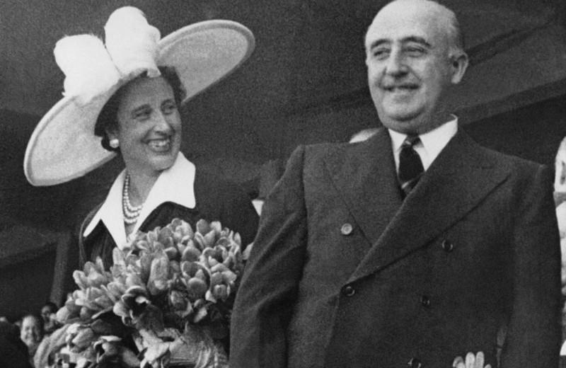 Жертвы или соучастницы? Кем на самом деле были жены Гитлера, Франко и Бокассы