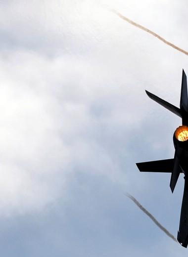 Турция заплатила за русские ракеты американскими самолетами