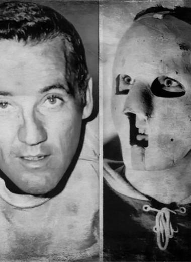 Жак Плант— вратарь, который принес в наш мир хоккейные маски