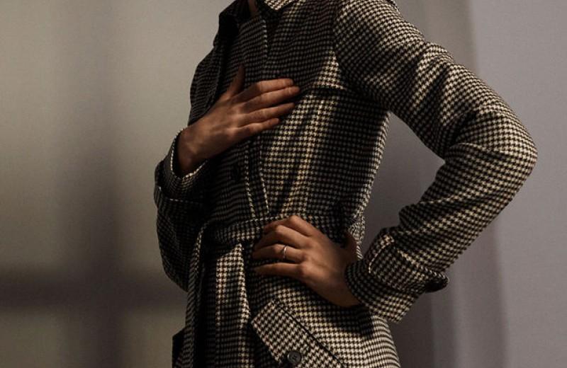 Габриэла Херст о «доспехах» для женщин и про то, как дает текстильному неликвиду вторую жизнь