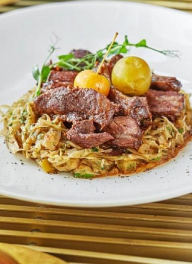 8 крутых блюд ресторана «Восход», которые ты сможешь приготовить сама