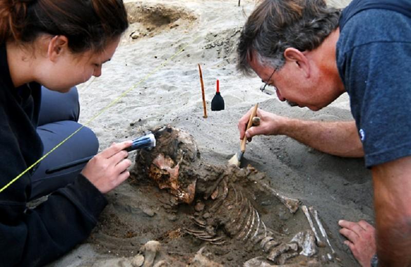 В Перу найдены следы крупнейшего в мире детского жертвоприношения