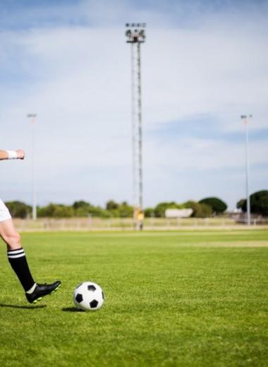 Тренируемся как футболисты: 5 крутых упражнений
