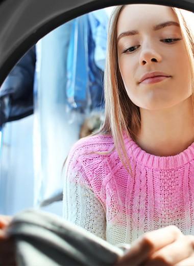 Узнай, как стирать куртку в стиральной машине