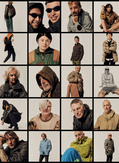 «Неформальная история итальянской спортивной одежды»: C.P. Company отмечают 50-летний юбилей выходом книги-монографии