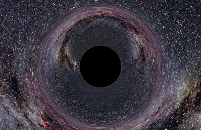 Насколько опасны черные дыры: будущее Земли