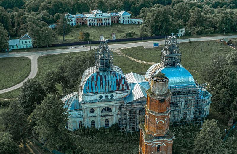 4 заброшенные дворянские усадьбы Подмосковья, которые можно посетить