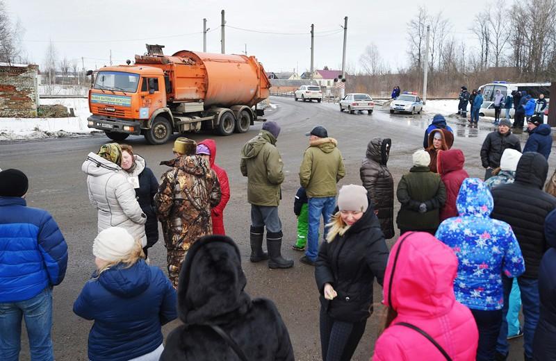 «Второй Волоколамск хотите?» Как Коломна пытается не стать столицей мусорного протеста