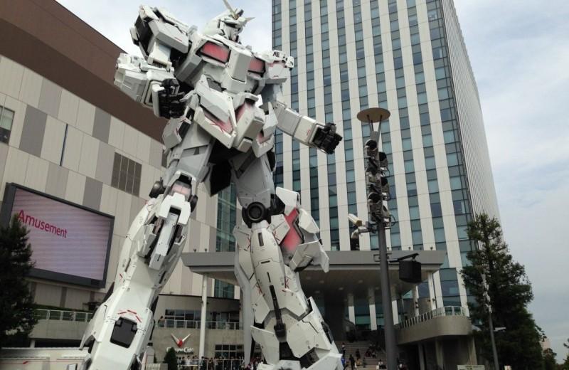 Почему японцы так любят гигантских роботов