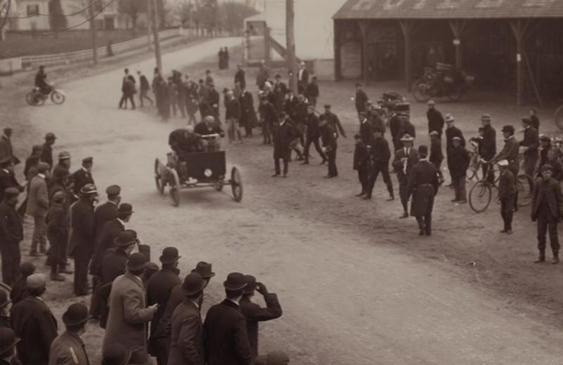 Электромобили начала XX века: великое изобретение прошлого