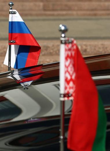 Великая страна от Бреста до Чукотки? Хотят ли россияне объединяться с Белоруссией