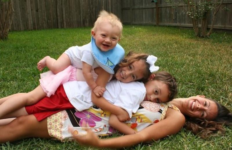 «Я разрешила себе любить детей по-разному»