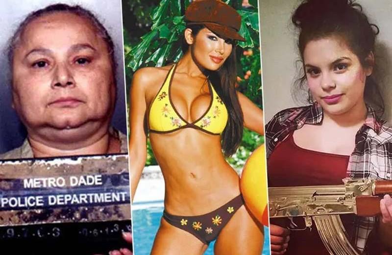 Крестные матери: известные, опасные и красивые наркобаронессы современности