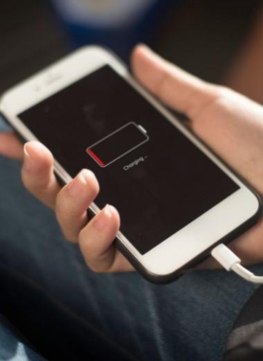 Как увеличить время работы смартфона: 10 лайфхаков от CHIP