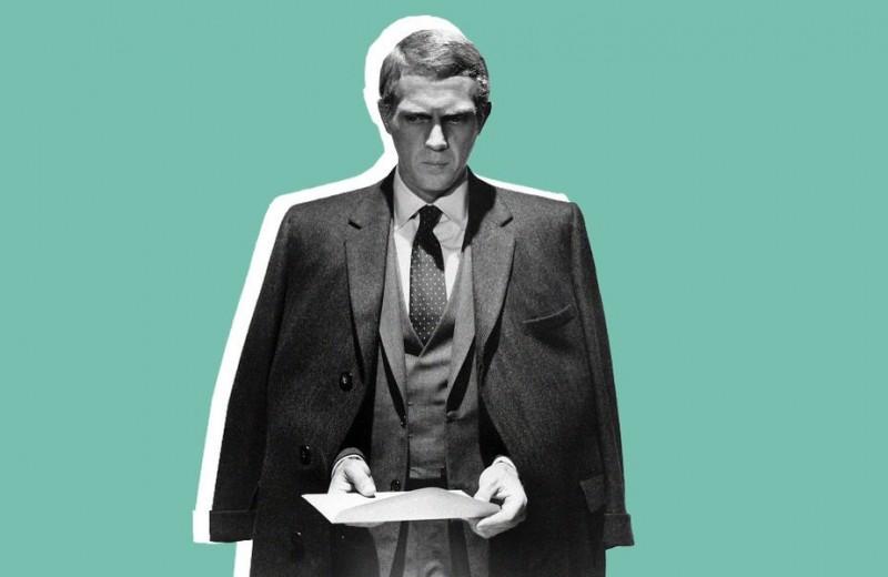 Как и с чем носить мужское классическое шерстяное пальто