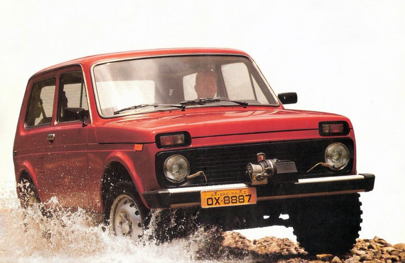 9 фактов о «Ниве», лучшем автомобиле СССР