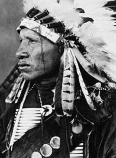 Какими были «галоши» индейцев