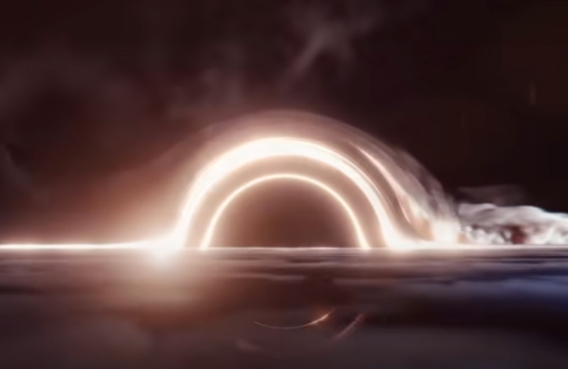 Спагеттификацию звезды черной дырой, возможно, впервые запечатлели напрямую