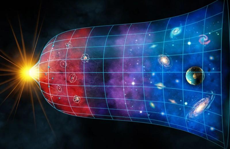 Физики попытались понять, что связывает темную энергию и темную материю, но запутались еще сильнее