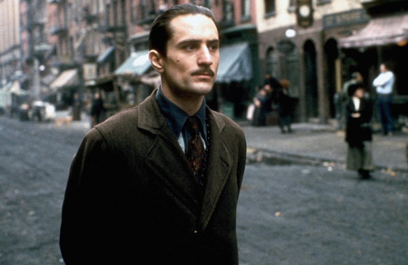 Мудборд: гангстерский стиль на примере культовых ролей Роберта Де Ниро