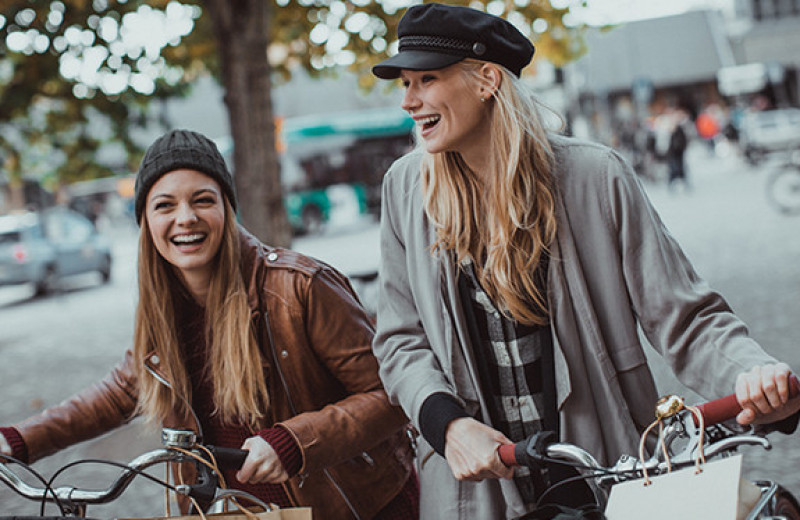 Дружба помогает нам больше узнать о себе самих