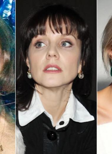 Впечатляющие преображения Марины Зудиной: от нежной красотки до роковой дамы