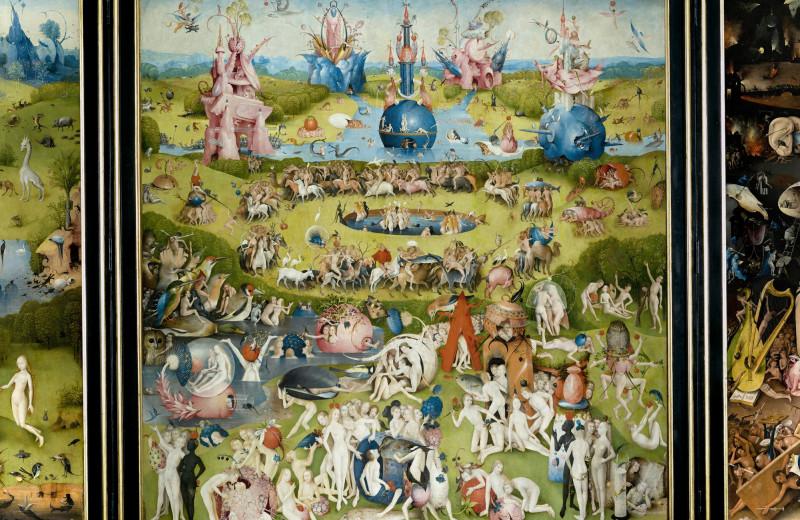 10 символов, зашифрованных в картине «Сад земных наслаждений»