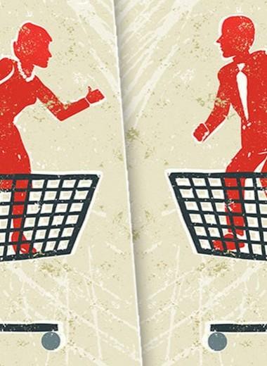 Потребительская корзина: женщинам предлагают меньше есть и меньше тратить