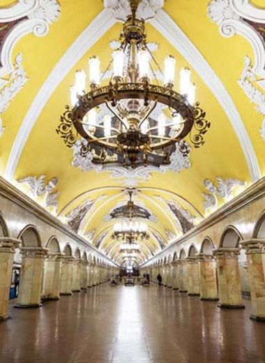 Подземные дворцы и не только: самые красивые в мире станции метро