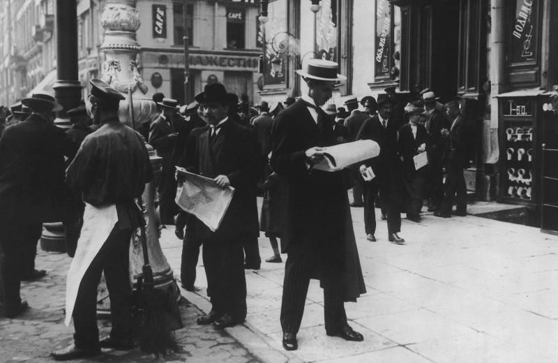 «Пошлите-ка Вы этого жулика Маркса ко всем чертям»: как рождался русский книжный бизнес