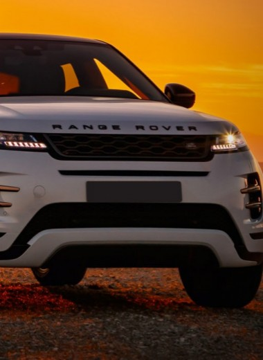 Как едет Range Rover за 1 миллиард фунтов стерлингов?