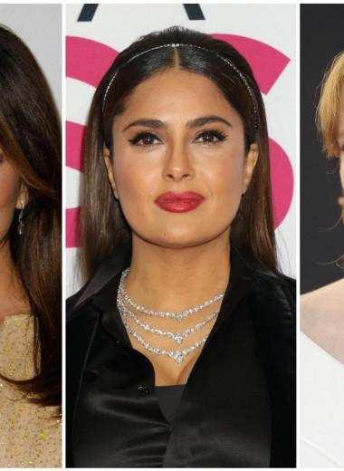 Секреты жен миллиардеров: как похудели Хайек, Лонгория, Честейн и другие актрисы