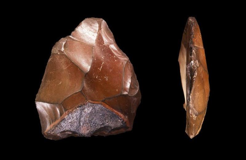 На Украине раскопали остатки жилища возрастом более 30 тысяч лет