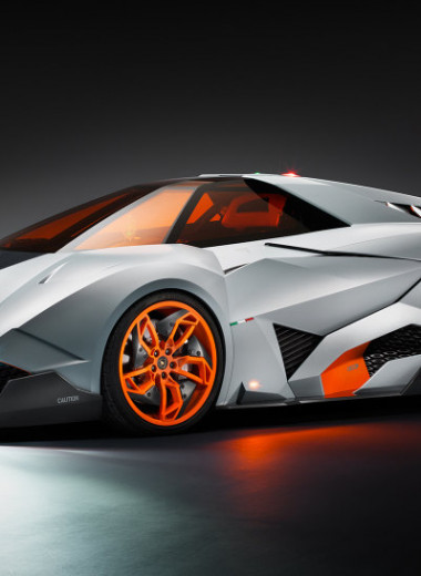 10 необычных Lamborghini