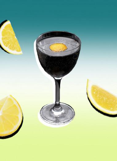 Коктейльная карта: история классического коктейля «Гимлет» на джине