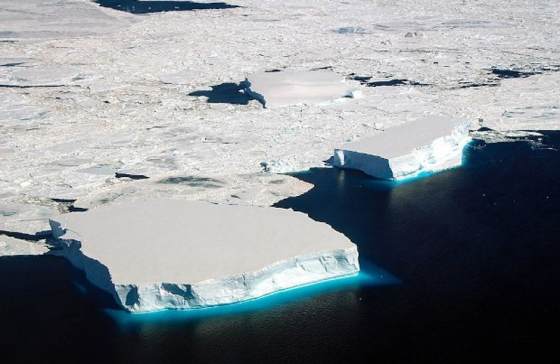 Сокращение ледяного покрова в море Уэддела объяснили полыньей и сильными ветрами