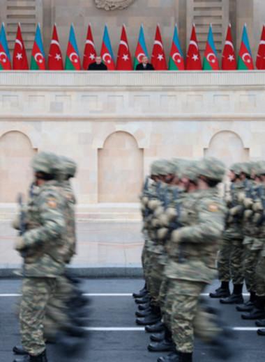 Какие выводы должны сделать Армения и Россия из парада победы в Баку