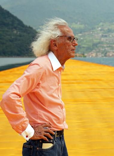 Временное искусство и ландшафтный размах: 5 фактов о художнике Христо Явашеве