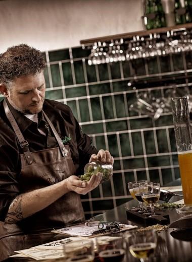 Почему мы неправильно пьем и закусываем пиво?